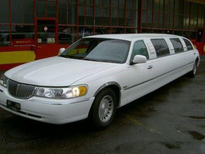 gebraucht Lincoln Town Car 8 PLÄTZER