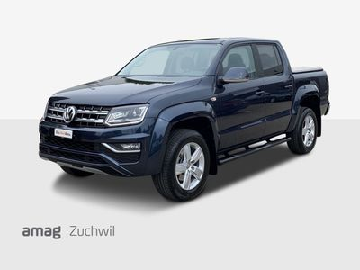 gebraucht VW Amarok 3.0TDI Highline 4Motion Automatic