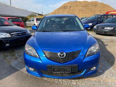 gebraucht Mazda 3 1.6 16V Active