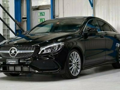 gebraucht Mercedes CLA220 CLA-Klasse C117d AMG Line