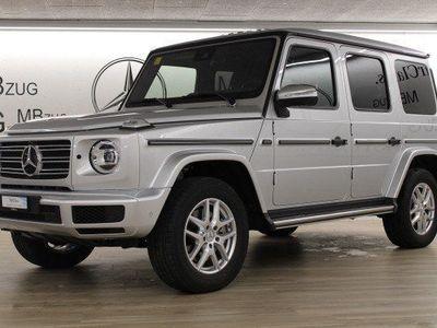 gebraucht Mercedes G350 G-Klasse