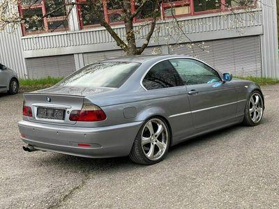 gebraucht BMW 320 3er E46 D Coupé