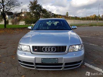 gebraucht Audi S4 B5 original, unverbastelt und sehr gepflegt