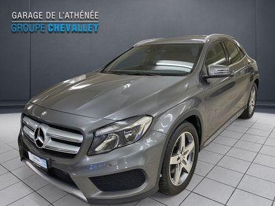 gebraucht Mercedes GLA250 AMG Line 4Matic