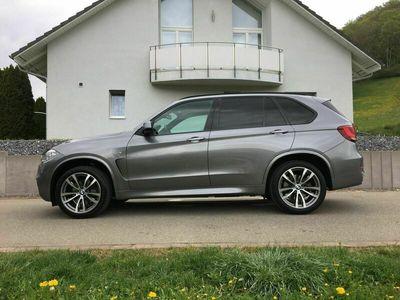 gebraucht BMW X5 xDrive 40d Steptronic * M - SPORTPAKET * NP : 115K