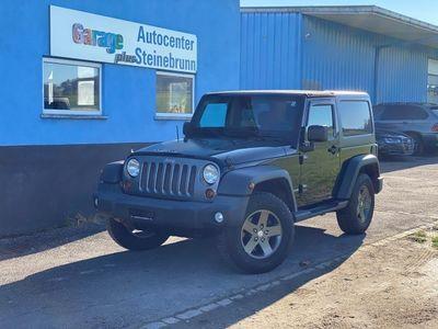 gebraucht Jeep Wrangler 2.8 CRD Sahara Automatic hardtop