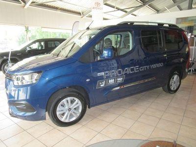 gebraucht Toyota Verso Proace City1,2 Trend Long Automatik