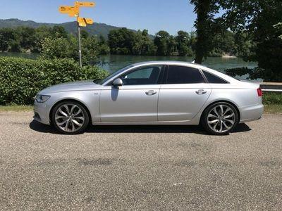 gebraucht Audi A6 s-line 3.0 TDI Frisch ab MFK+ Service Sehr gepflegt