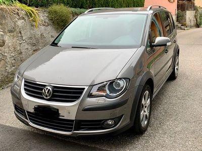 gebraucht VW Touran Cross Touran 1.4 TSI 7 posti