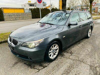 gebraucht BMW 523 5er i FRISCH MFK: 12.2020 AB SERVICE KM: 187100