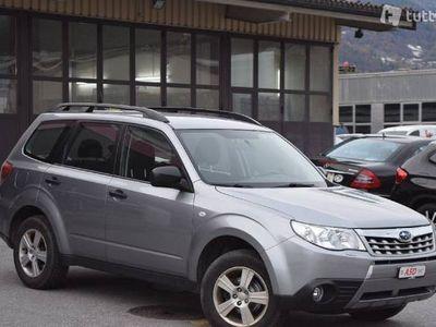 gebraucht Subaru Forester 2.0X Swiss Special