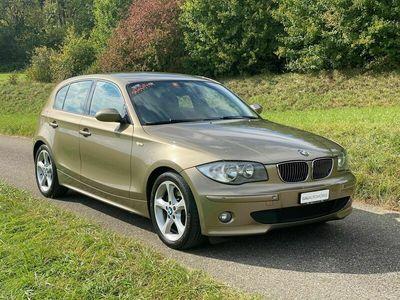 gebraucht BMW 130 1er i Automat