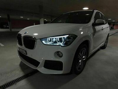 gebraucht BMW X1 sDrive 20d M Sport Steptronic