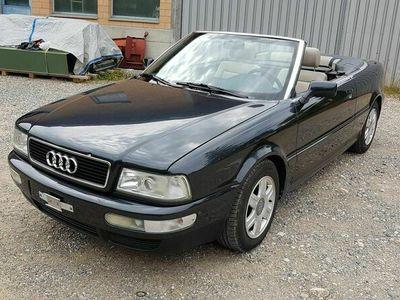 gebraucht Audi Cabriolet 2.6 E V6 Elegance