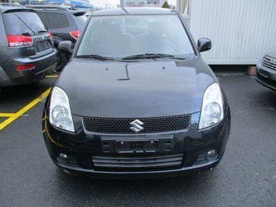 gebraucht Suzuki Swift 1.3i 16V GL Top 4x4
