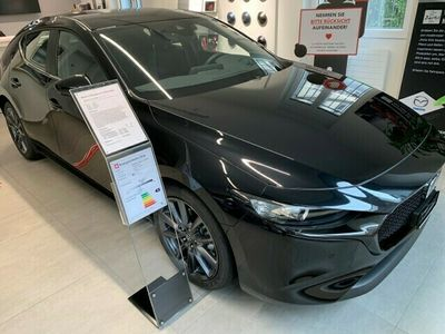 gebraucht Mazda 3 SKYACTIV-G M Hybrid 122 Ambition Automat