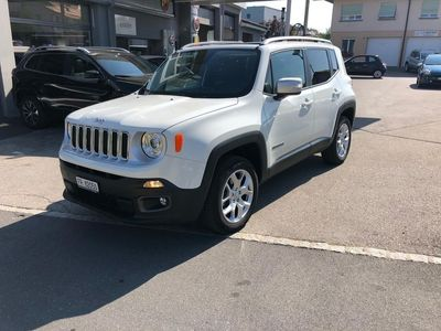gebraucht Jeep Renegade CRD 140 Limited AWD
