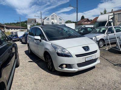 gebraucht Peugeot 5008 2.0 HDI Sport Pack Automatic