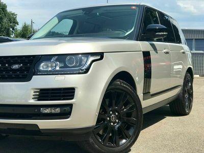gebraucht Land Rover Range Rover 3.0 TDV6 Vogue Automatic