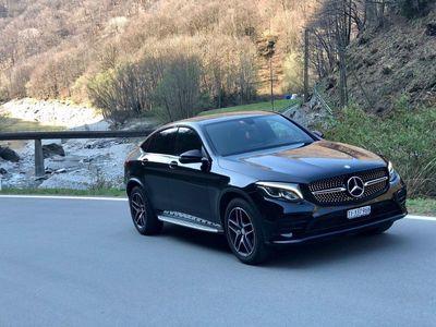 gebraucht Mercedes 250 GLC-Klasse GLC Coupéamg line