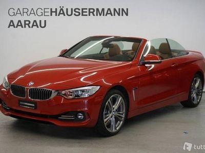 gebraucht BMW 435 i Cabriolet xDrive Luxury Line Stept