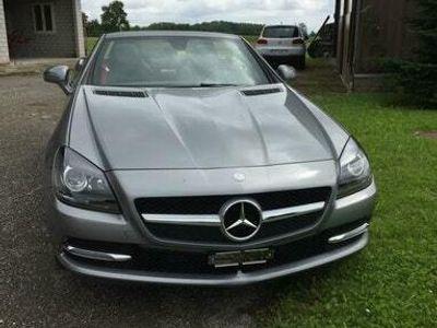 gebraucht Mercedes SLK200 CarbonLOOK 7G-Tronic