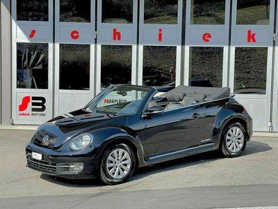 gebraucht VW Beetle Cabrio 1.2 TSI Design DSG