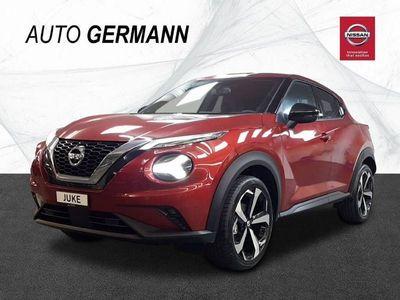 gebraucht Nissan Juke 1.0 DIG-T Tekna