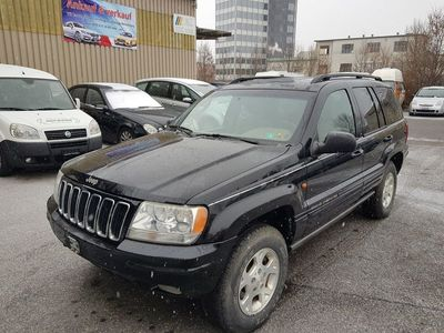 gebraucht Jeep Grand Cherokee 2.7 CRD Limited Automatic