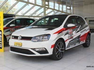 gebraucht VW Polo 1.8 TSI GTI DSG WRC Look