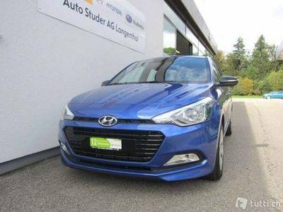 gebraucht Hyundai i20 1.2 Go