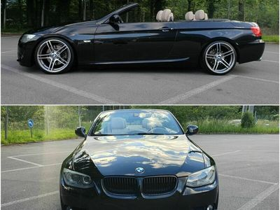 gebraucht BMW 325 Cabriolet 3er M paket