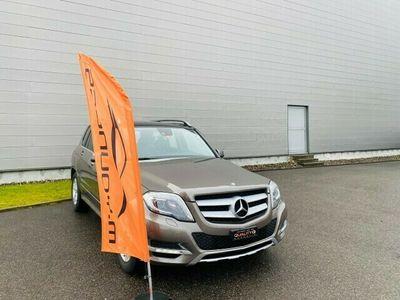 gebraucht Mercedes GLK220 GLK-KlasseBlueTEC Swiss Star Ed. 4Matic 7G-Tronic