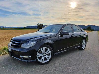 gebraucht Mercedes C250 CDI Avantgarde 4Matic 7G-Tronic