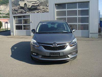 gebraucht Opel Zafira 1.6i Turbo Enjoy