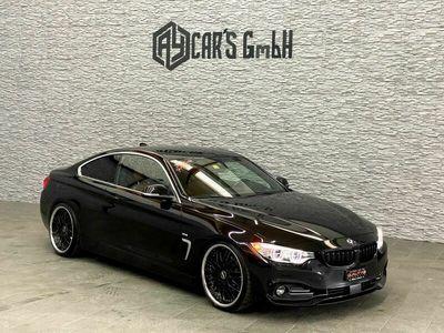 gebraucht BMW 428 4er i Coupé Luxury Line Top Ausstattung MFK & Service