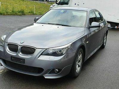 gebraucht BMW 525 5er d Steptronic