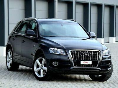 gebraucht Audi Q5 3.0 TDI S line-Sportpaket quattro S-tronic