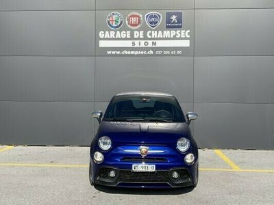 gebraucht Fiat 500 Abarth 1.4 16V T Abarth Turi