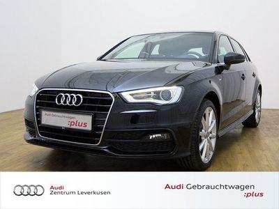 gebraucht Audi A3 Sportback 1.2 TFSI S line NAVI XENON PANO SHZ