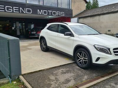 gebraucht Mercedes GLA200 GLA-KlasseCDI 4Matic 7G-DCT