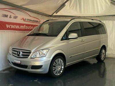 gebraucht Mercedes Viano Viano W639 Wagon 2.2 CDI Fun kurzW639 Wagon 2.2 CDI Fun kurz