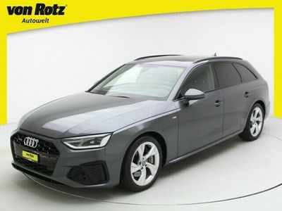 gebraucht Audi A4 Avant 45 TDI S line qu