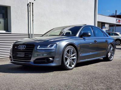 gebraucht Audi S8 plus 4.0 TFSI V8 quattro tiptronic