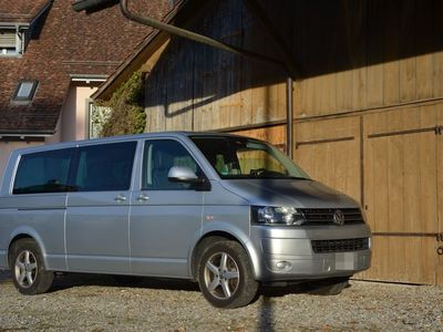 gebraucht VW Caravelle T53000 2.0 TDI 180 BMT Comfor. DSG 4m