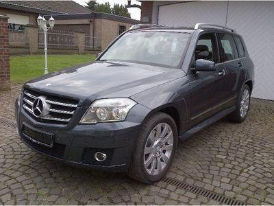 gebraucht Mercedes GLK320 CDI 4-Matic Sport-Paket