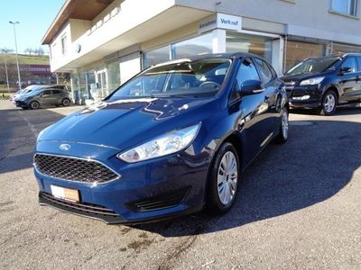 gebraucht Ford Focus 1.0i EcoB 100 99g Trend