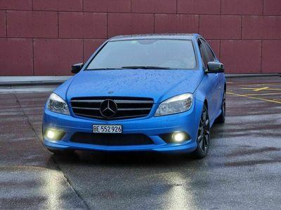 gebraucht Mercedes C350 C-Klasse Mercedes BenzCGI Avantgarde BlueEfficiency 7G-Tronic