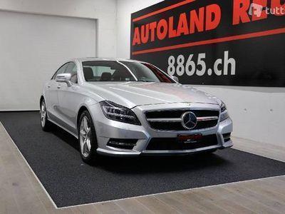 gebraucht Mercedes CLS500 4Matic 7G-Tronic