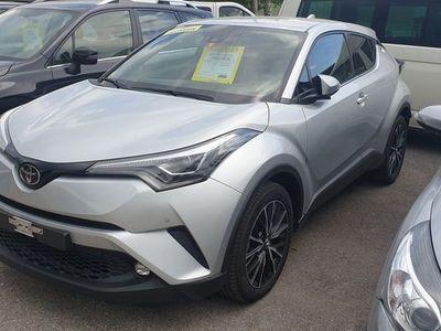 gebraucht Toyota C-HR 1.2 T Premium 4x4